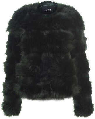 MBYM M by M Colina Fur Jacket
