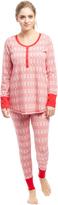Motherhood Henley Maternity Pajama Set