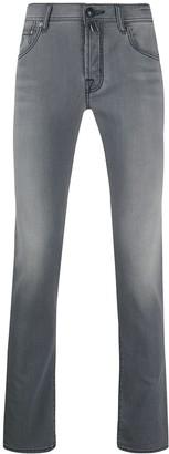 Jacob Cohen 622 Pocket Square Slim-Fit Jeans