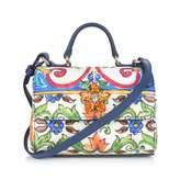 Dolce & Gabbana Dolce & GabbanaGirls Maiolica Shoulder Bag