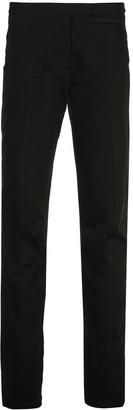 Proenza Schouler Skinny Zip-Cuff Trousers