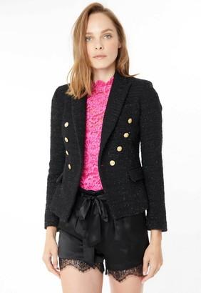 Singer22 Delilah Tweed Blazer