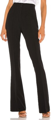 ATM Anthony Thomas Melillo Stretch High Waist Flare Pant