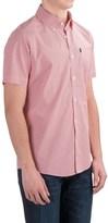 Barbour Triston Shirt - Short Sleeve (For Men)