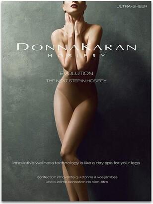 Donna Karan Ultra Sheer Tight DOC320 Black Small