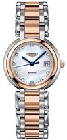 Longines Women's Two Tone Steel Bracelet & Case Sapphire Crystal Automatic MOP Dial Analog Watch L81135876
