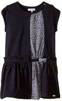 Ikks Jersey Dress with Liberty Print (Infant/Toddler)