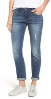 KUT from the Kloth Petite Women's Catherine Boyfriend Jeans