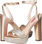 Betsey Johnson Women's Alliie Platform Dress Sandal,6 M US