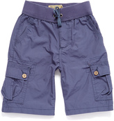 Lucky Brand Chambray Pull-On Shorts - Boys