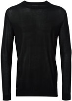 Diesel Black Gold fine knit jumper - men - Cotton/Viscose - S