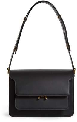 Marni Medium Smooth Leather Trunk Bag