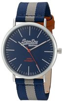 Superdry Men's SYG183UE Oxford Analog Display Quartz Watch