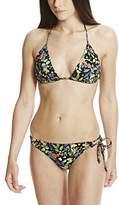 Bench Women's Triangle Floral Bikini