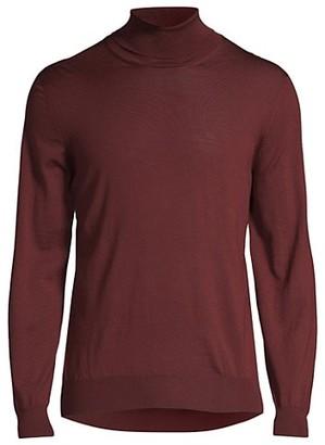 Corneliani Cashmere Turtleneck Sweater