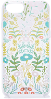 Rifle Paper Co. Clear Tapestry iPhone 6 / 6s / 7 Case