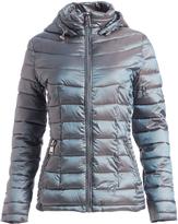 XOXO Sky Hooded Puffer Coat