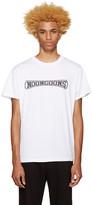 Noon Goons White Logo T-Shirt
