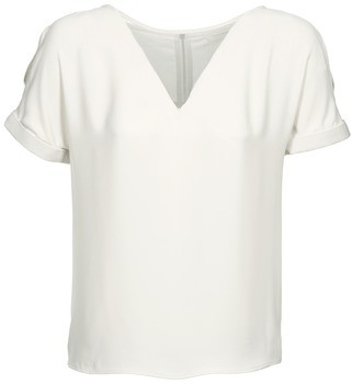 Naf Naf HARPI women's Blouse in White