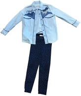 Stella McCartney Stella Mc Cartney Blue Denim - Jeans Outfits