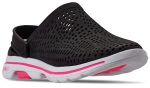 Skechers Women's Cali Gear: GOwalk 5 - Astonished Walking Clog Sandal from Finish Line