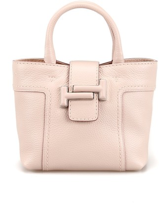 Tod's Double T Top Handle Tote Bag
