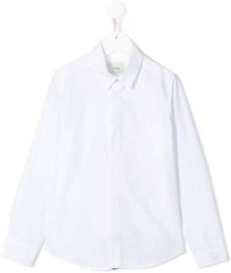 Fendi cotton long sleeve shirt