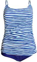 Jantzen Inca Trail Stripe Double Strap One Piece