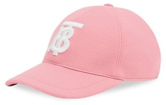 Burberry TB Monogram Motif Jersey Baseball Cap