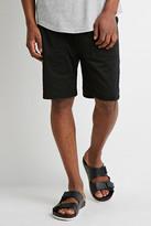 Forever 21 Mesh Drawstring Shorts
