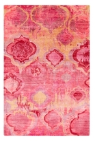 Surya Watercolor Hand-Knotted Wool Rug