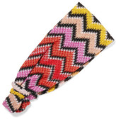 Missoni Crochet-knit Headband - Pink