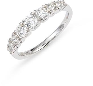 Bony Levy Audrey Graduated Diamond Ring