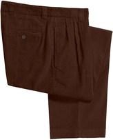 Berle Corduroy Pants (For Men)