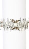 Givenchy Synthetic Pearl & Rhinestone Embellished Bracelet