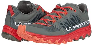 La Sportiva Helios III (Clay/Hibiscus) Women's Shoes