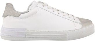 Hogan Distressed Low Top Sneakers
