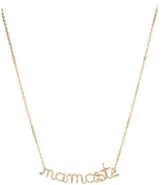 Atelier Paulin Richelieu Namaste necklace