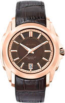 Bulova 42mm Men's Precisionist Watch w/ Leather Strap