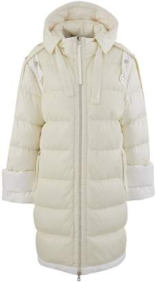 Valextra Moncler Genius 2 Narvalong winter coat