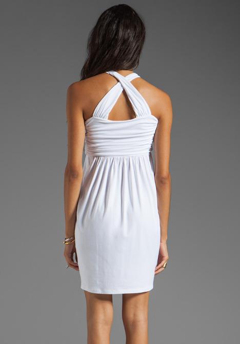 Susana Monaco Light Supplex Aly Dress