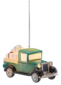 Lenox Light-Up Vintage Truck Ornament