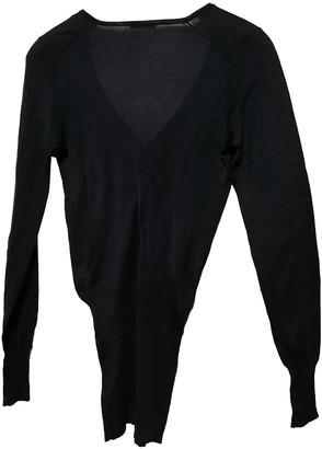 Humanoid Navy Polyester Knitwear