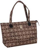Jenni Chan Links 15-Inch Laptop Overnight Travel Bag