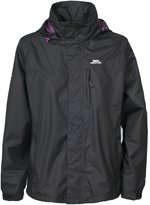 Trespass Womens/Ladies Lanna Hooded Waterproof Jacket (XXL)