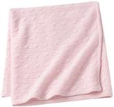 Sofia Cashmere Angel Baby Blanket