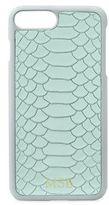 GiGi New York Personalized Python-Embossed Leather iPhone 7 Plus Case