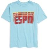 Original Retro Brand 'ESPN' Graphic T-Shirt (Big Boys)