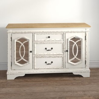 Ophelia Sara Dining Room Server 59'' Wide 3 Drawer Sideboard & Co.