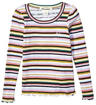 Billabong Kids Going Places T-Shirt (Little Kids/Big Kids) (Multi) Girl's Clothing